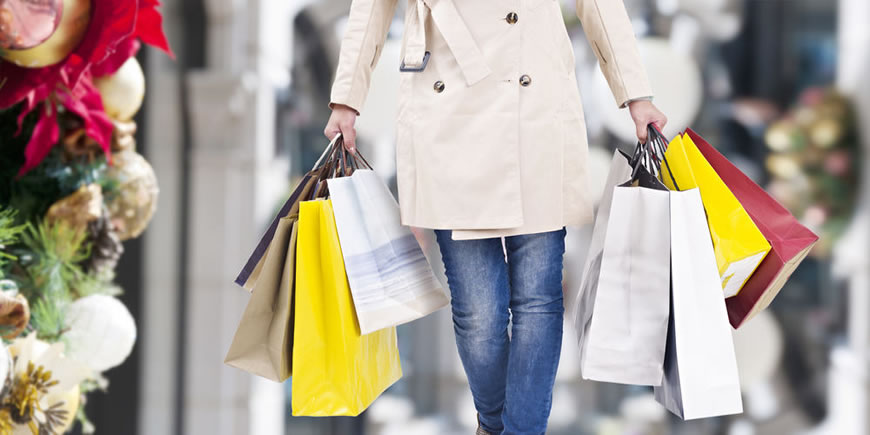 Common Holiday Shopping Injuries