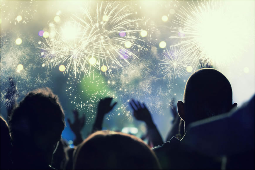 How to Celebrate the New Year Safely