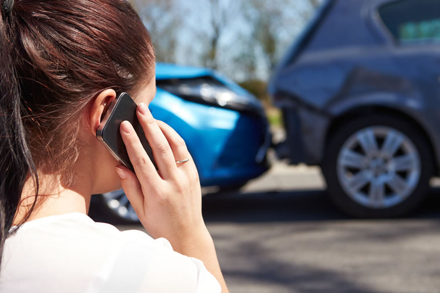 Increase in Car Accidents During First Half of 2016 and Rising