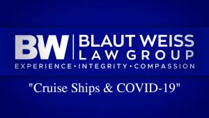 Video: Cruise Ships & COVID-19
