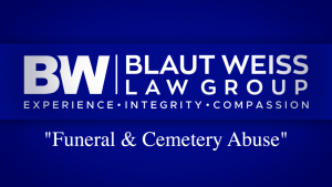 Video: Funeral & Cemetery Abuse